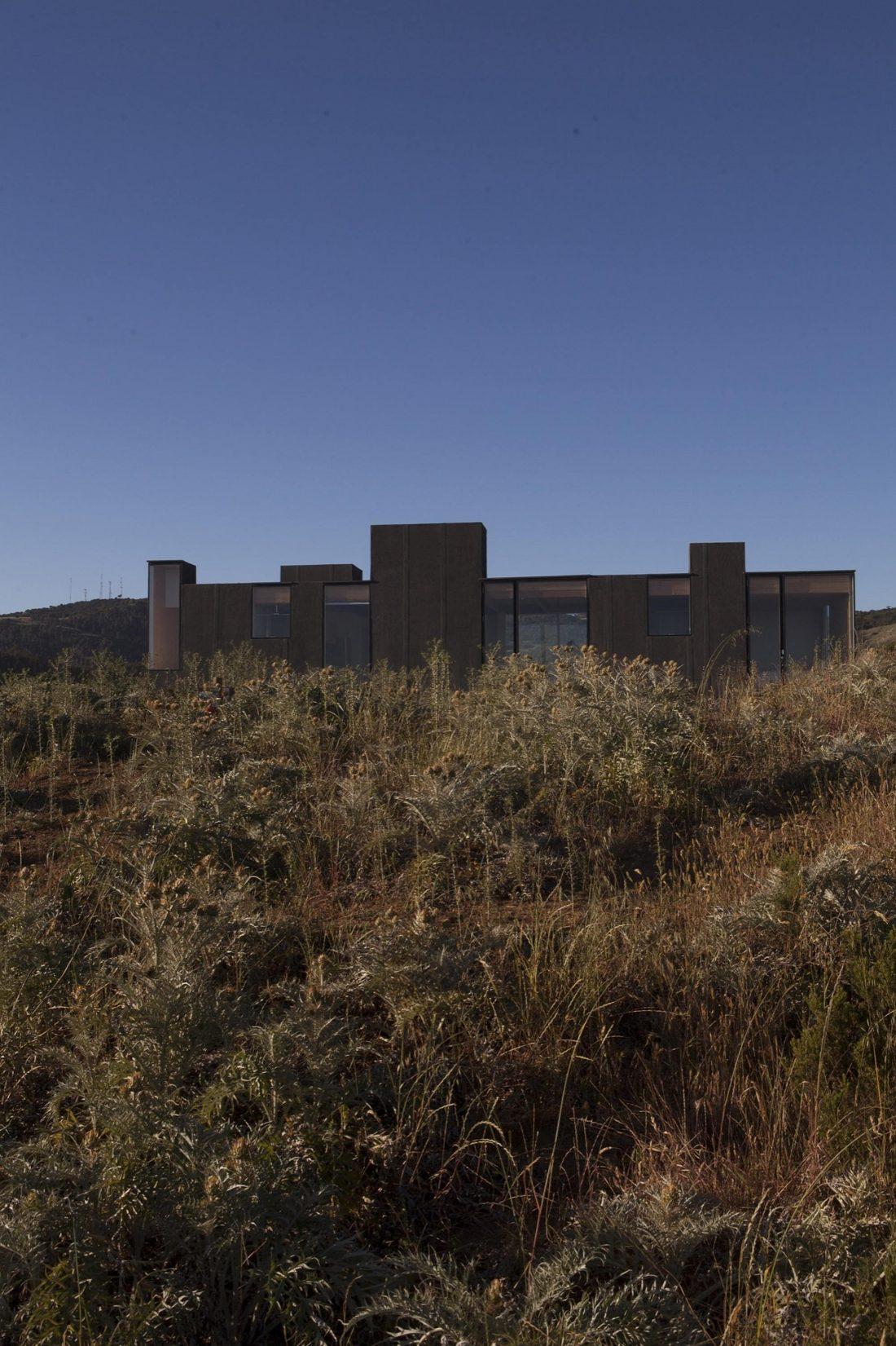 Дом в Чили от архитекторов Alfredo Gonzalez Briceno и Ignacio Rojas Hirigoyen 8
