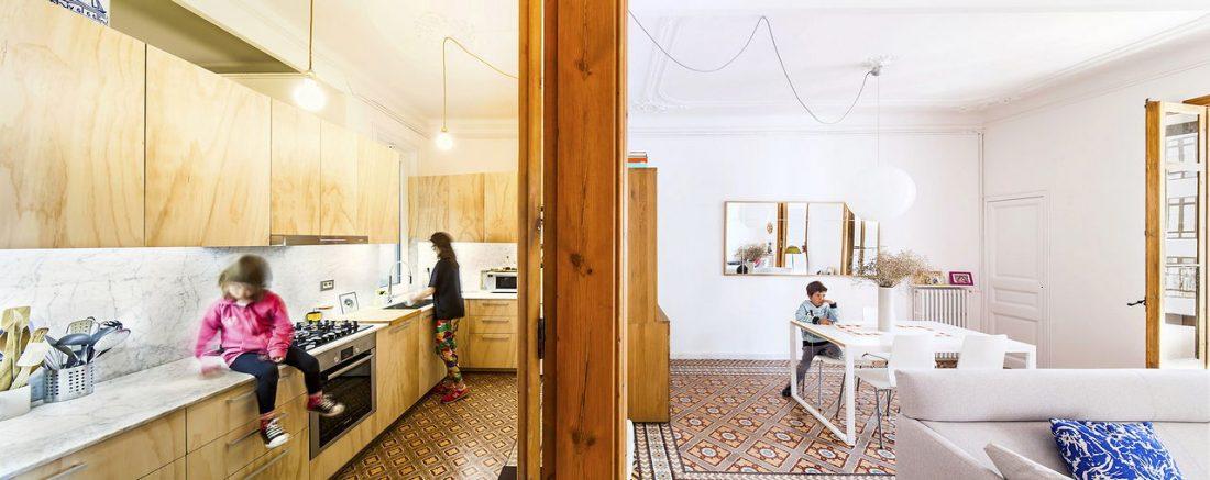 Фотографии квартиры в стиле прованс 1