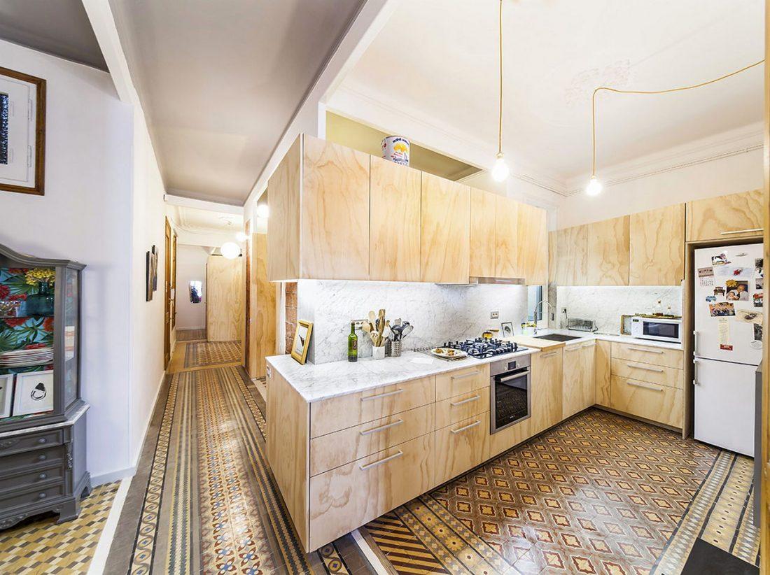 Фотографии квартиры в стиле прованс 2