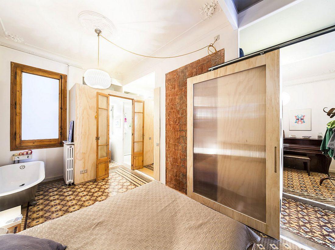 Фотографии квартиры в стиле прованс 5