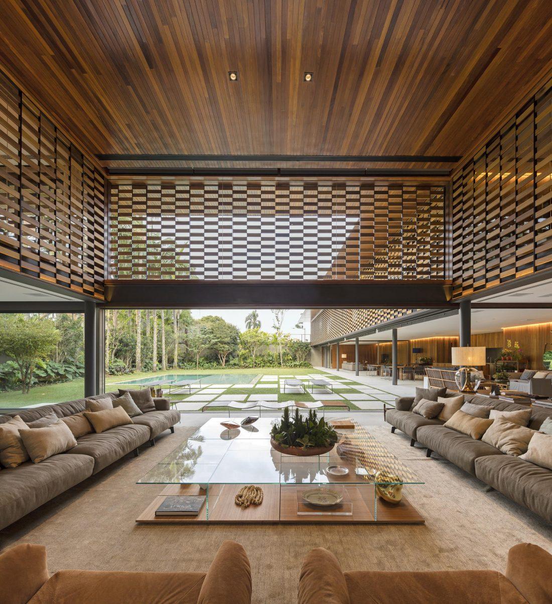 GAF House от студии Jacobsen Arquitetura 1