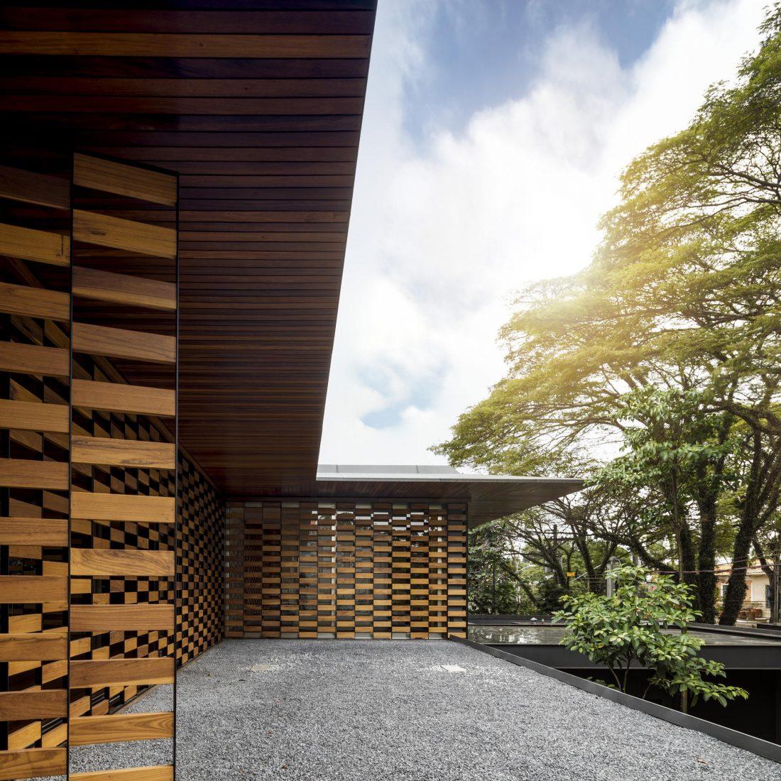 GAF House от студии Jacobsen Arquitetura 10