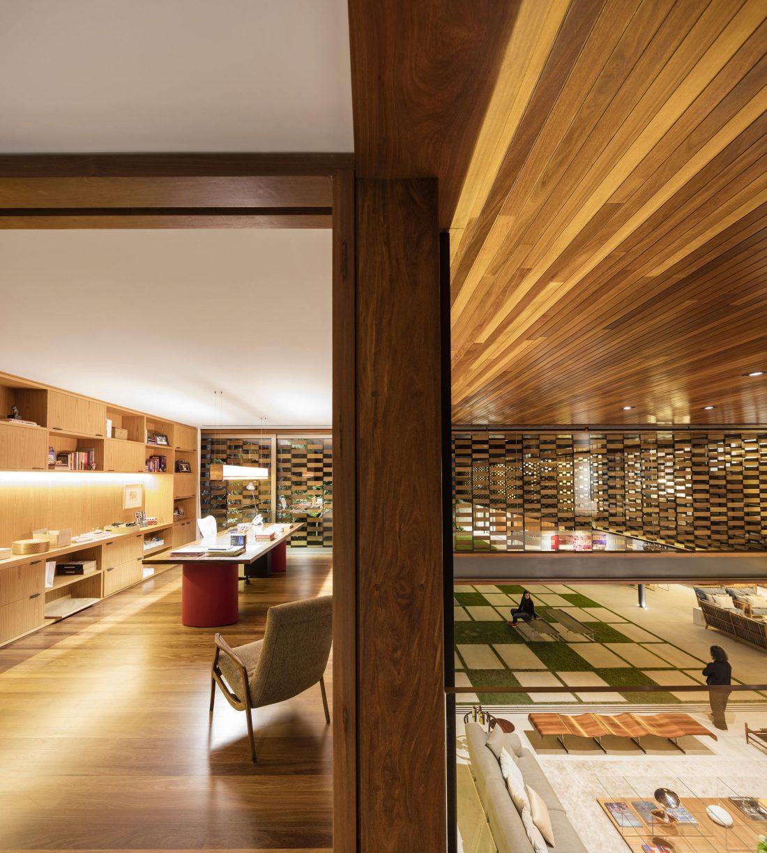 GAF House от студии Jacobsen Arquitetura 12