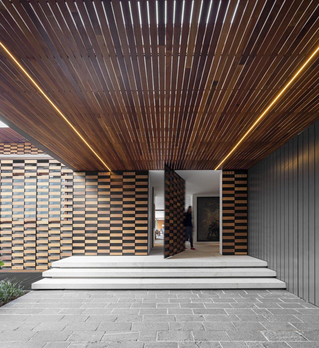 GAF House от студии Jacobsen Arquitetura 14
