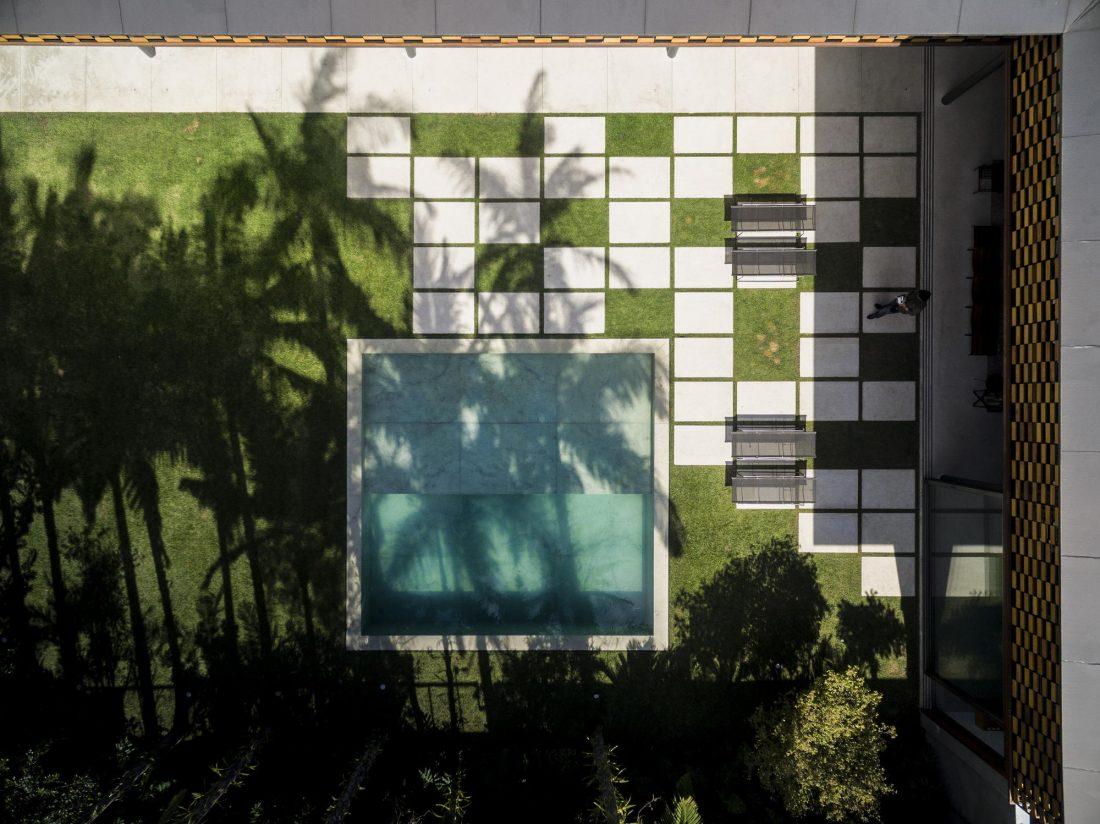 GAF House от студии Jacobsen Arquitetura 16