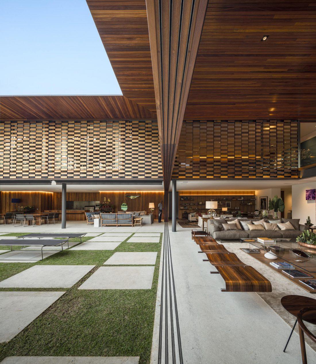 GAF House от студии Jacobsen Arquitetura 2
