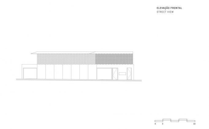 GAF House от студии Jacobsen Arquitetura 22
