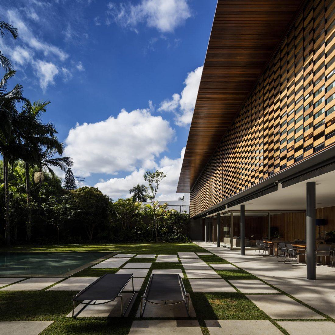 GAF House от студии Jacobsen Arquitetura 5