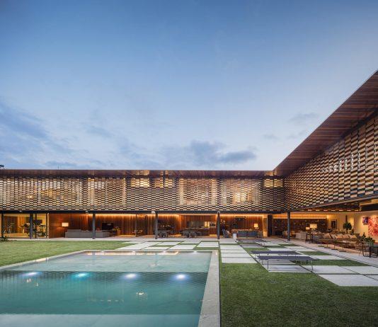 GAF House от студии Jacobsen Arquitetura 6