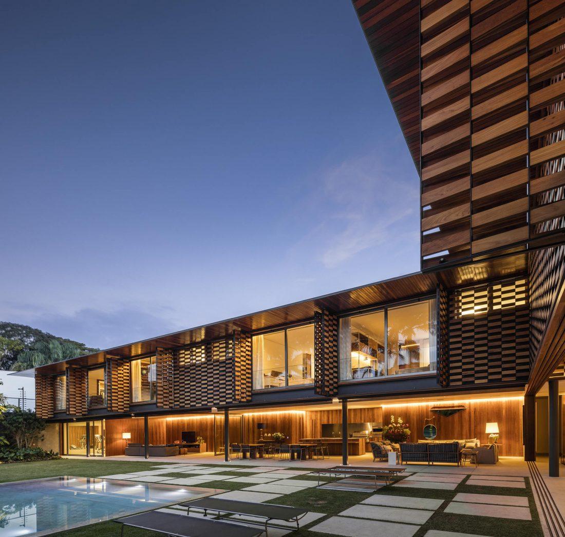 GAF House от студии Jacobsen Arquitetura 7