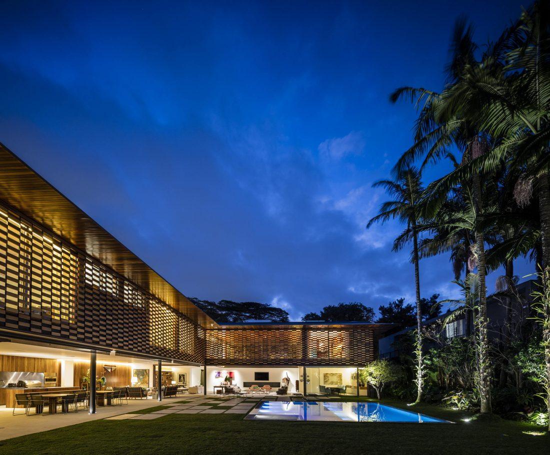 GAF House от студии Jacobsen Arquitetura 8