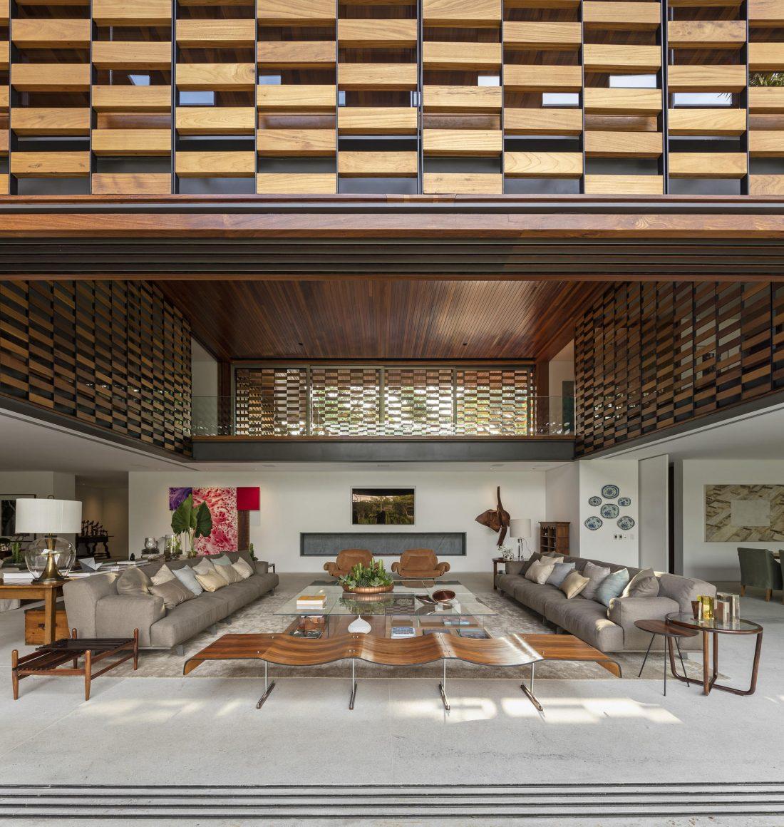GAF House от студии Jacobsen Arquitetura 9