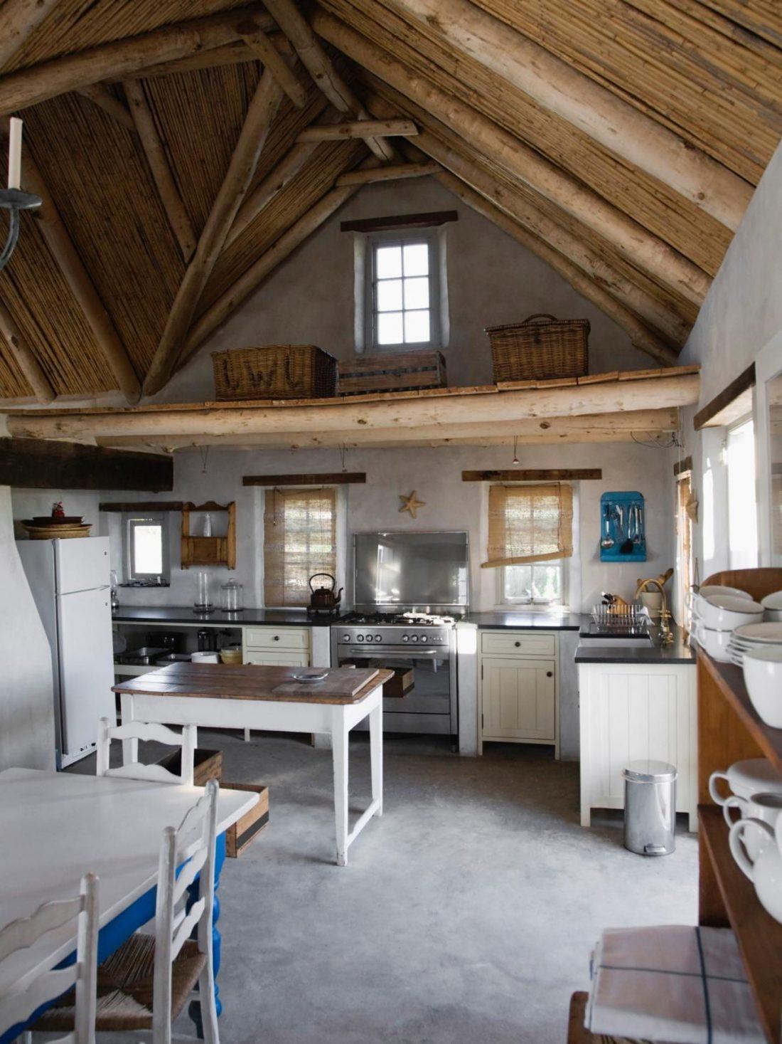 Кухня в стиле прованс 27