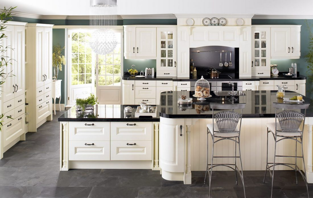 Кухня в стиле прованс 29