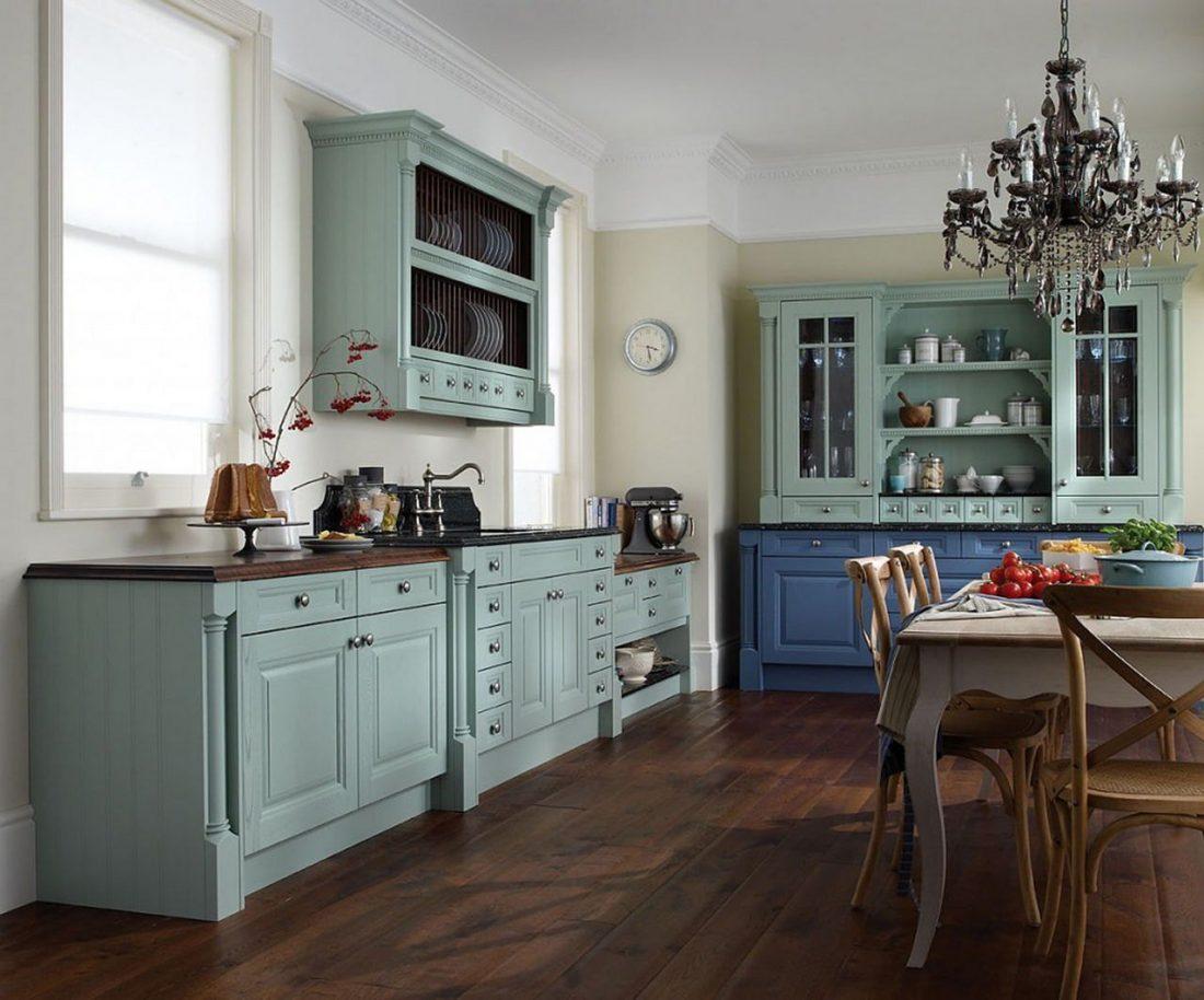 Кухня в стиле прованс 31
