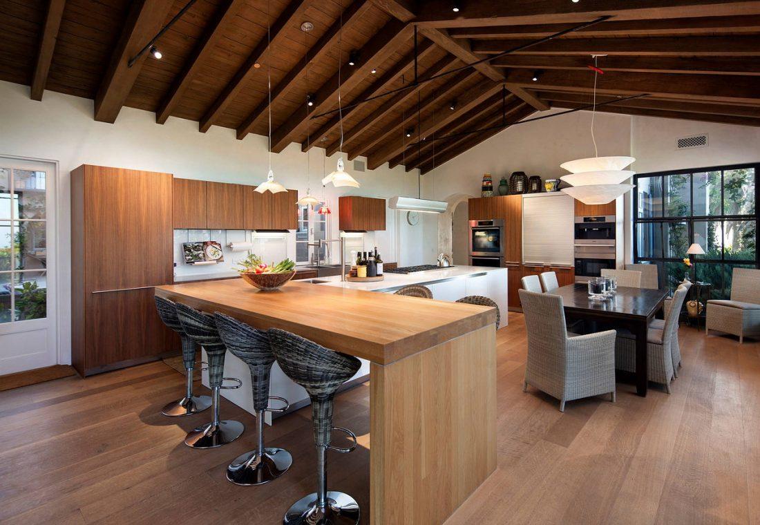 Кухня в стиле прованс 34