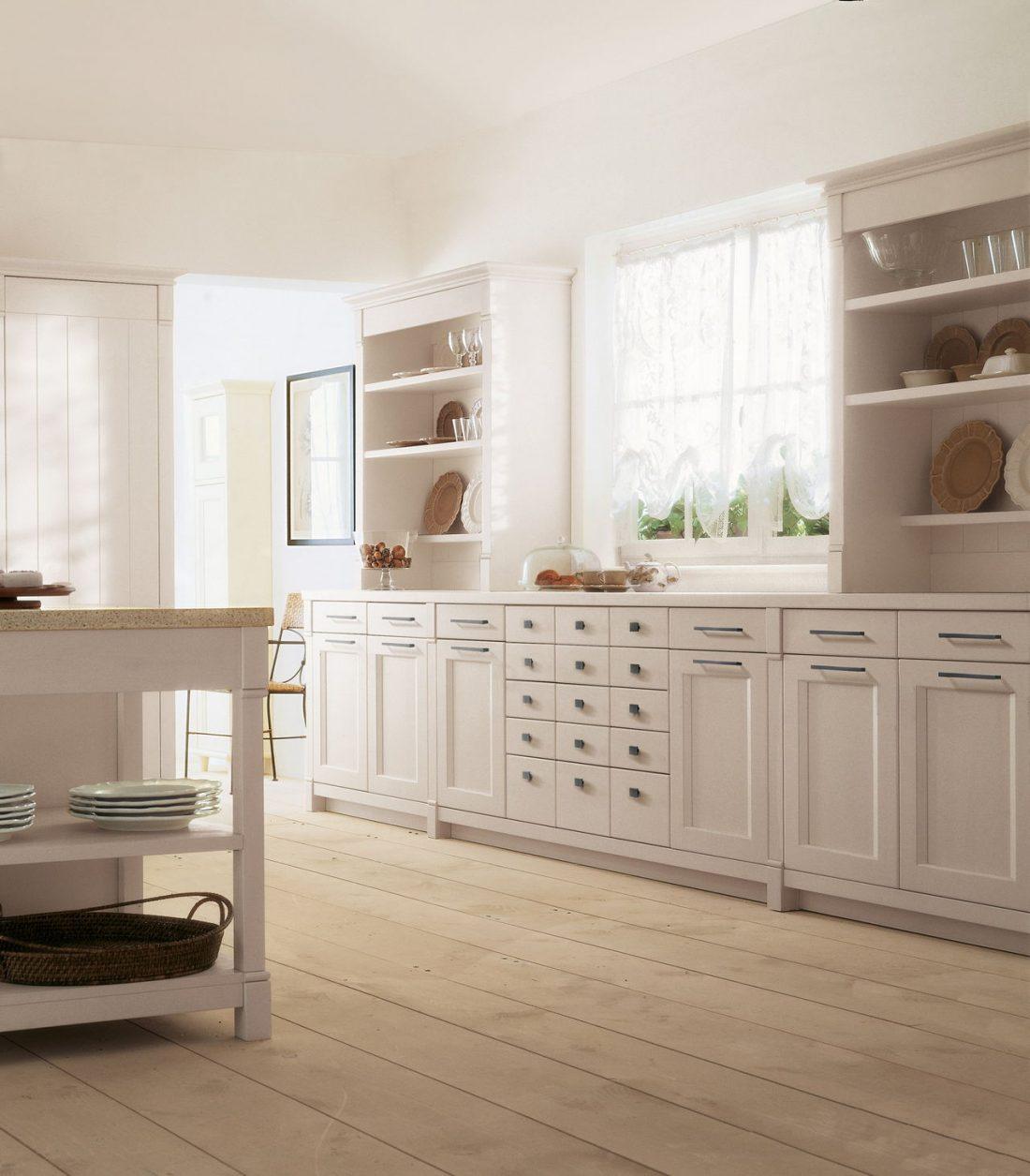 Кухня в стиле прованс 9