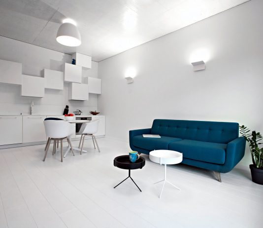 Квартира в Вильнюсе по проекту студии YCL 1
