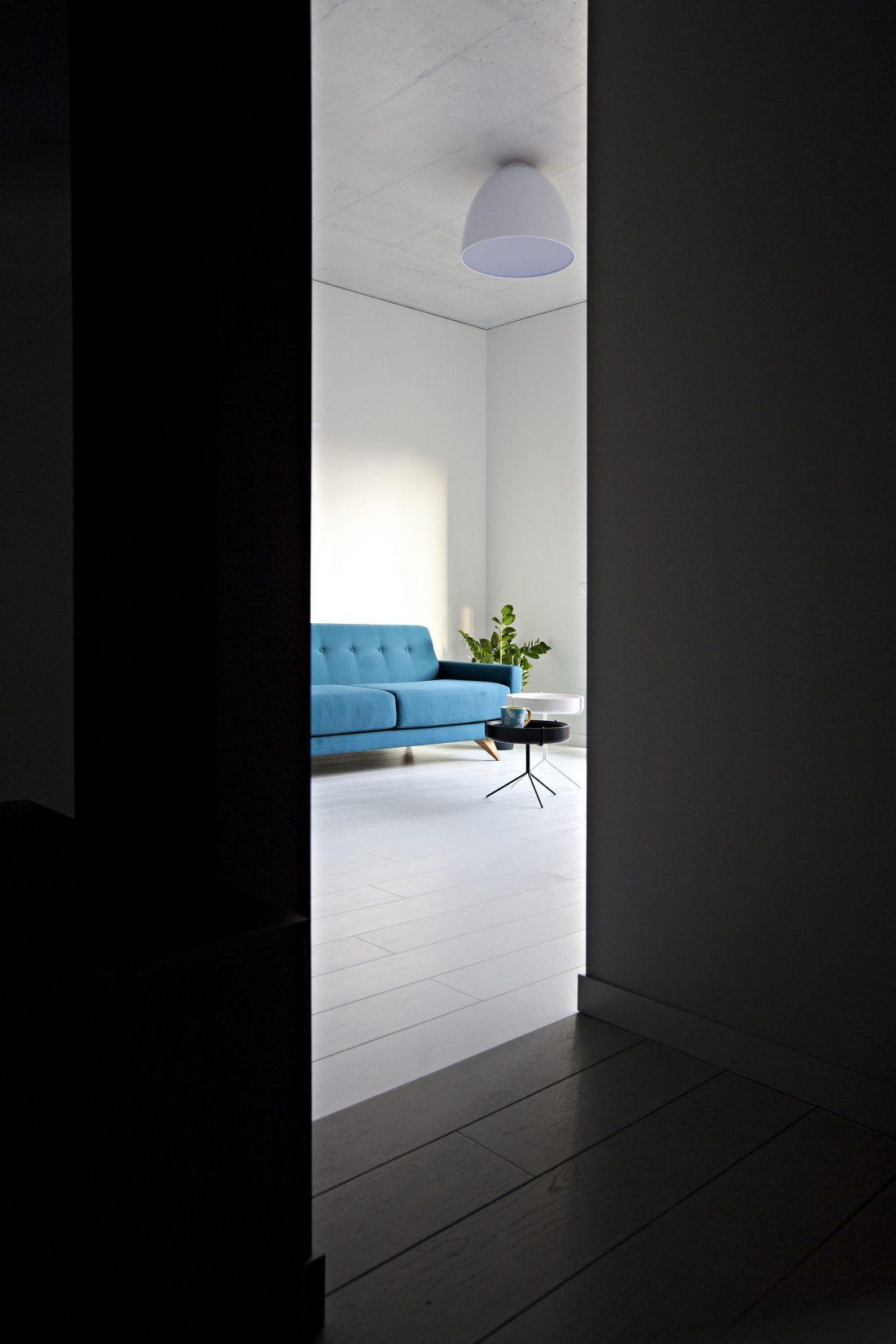 Квартира в Вильнюсе по проекту студии YCL 7