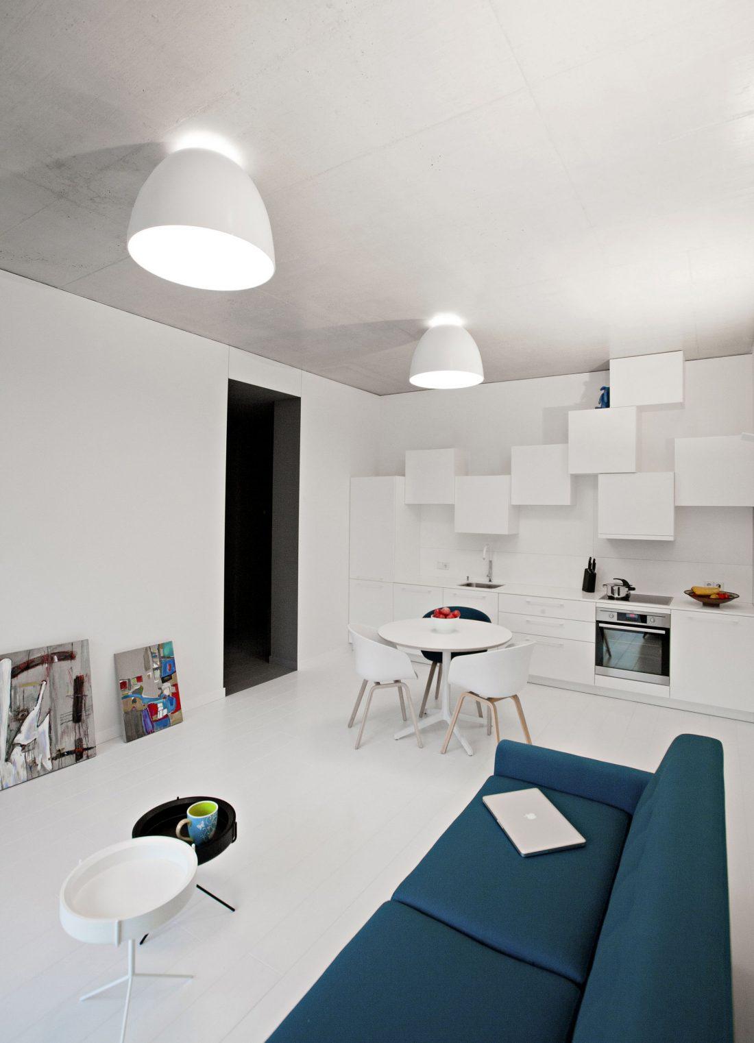 Квартира в Вильнюсе по проекту студии YCL 8