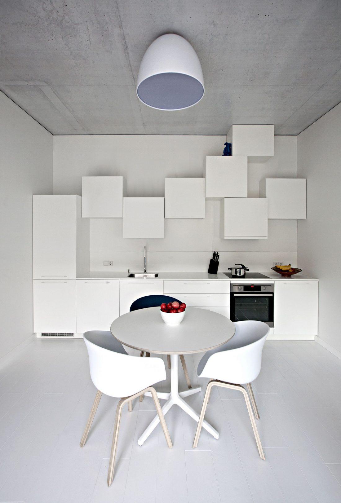 Квартира в Вильнюсе по проекту студии YCL 9