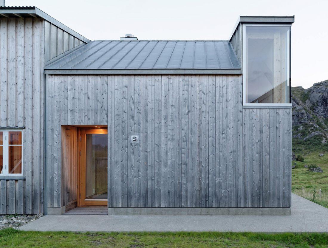 Летний домик в Норвегии по проекту студии Carl-Viggo Holmebakk 1
