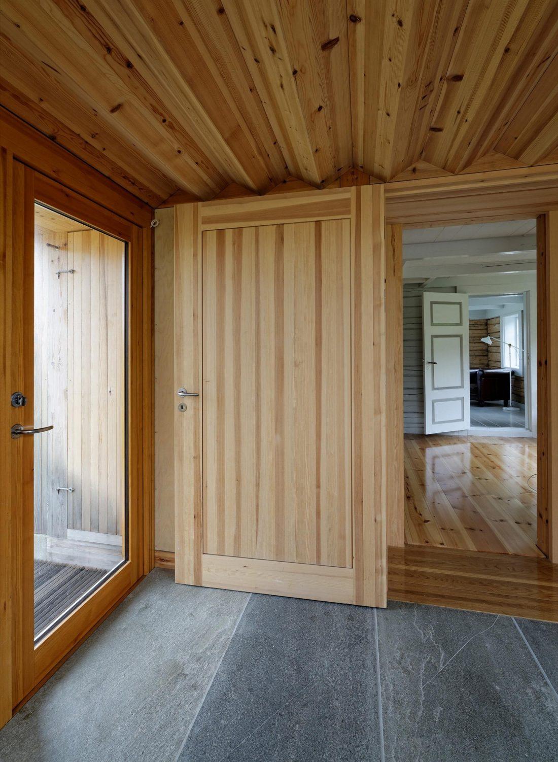 Летний домик в Норвегии по проекту студии Carl-Viggo Holmebakk 11