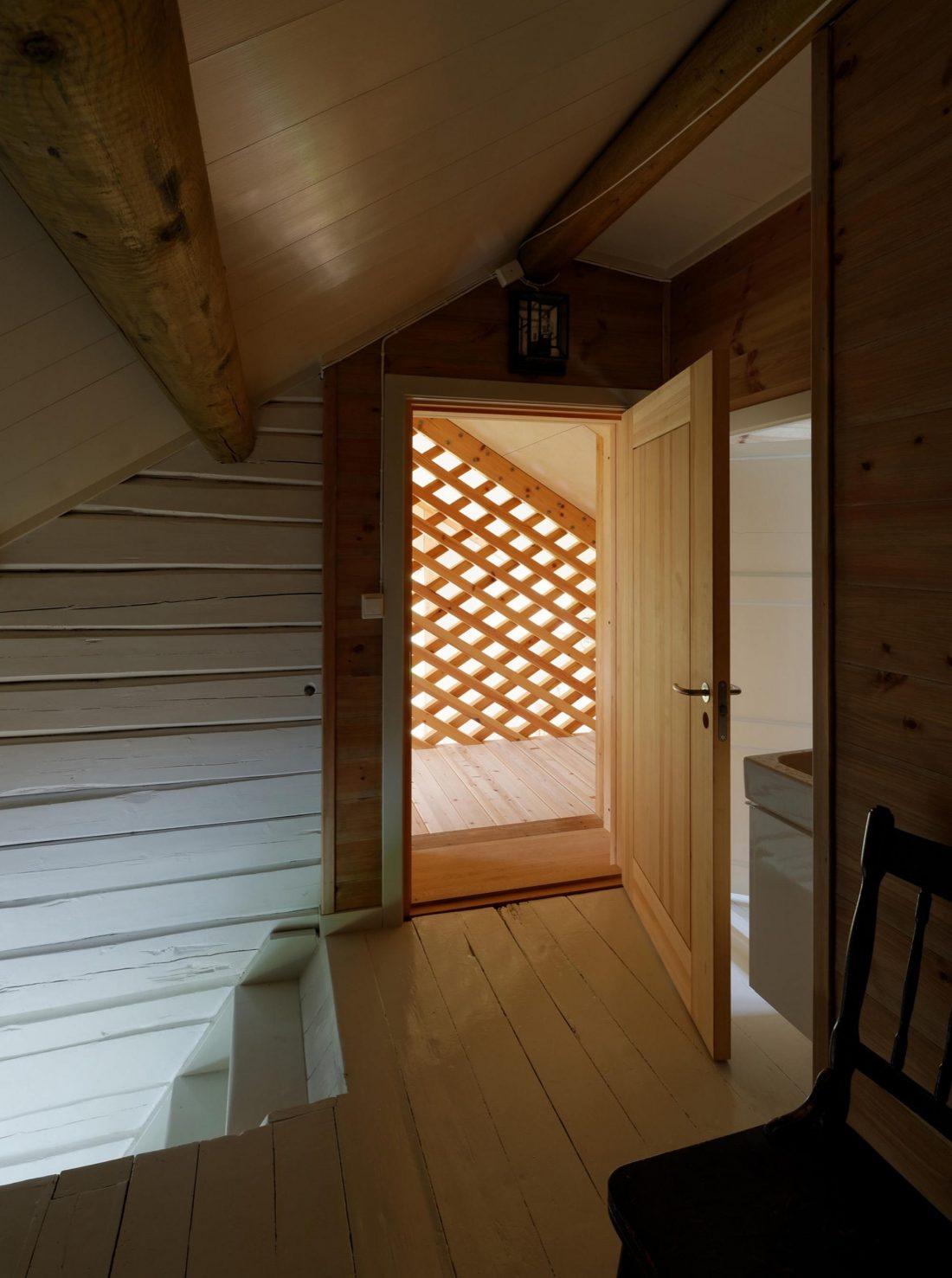 Летний домик в Норвегии по проекту студии Carl-Viggo Holmebakk 14