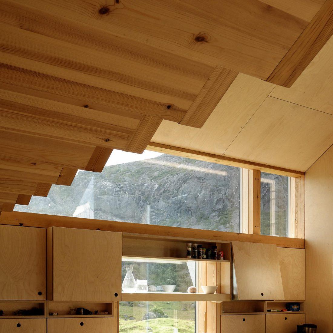 Летний домик в Норвегии по проекту студии Carl-Viggo Holmebakk 15