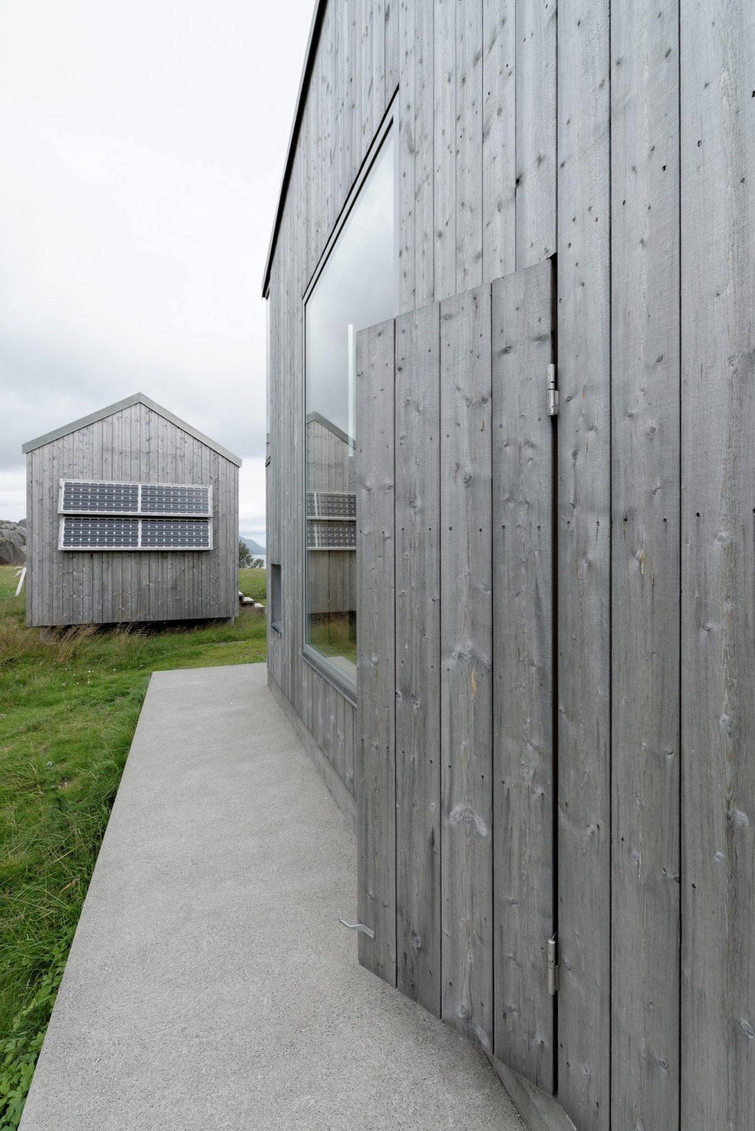 Летний домик в Норвегии по проекту студии Carl-Viggo Holmebakk 16