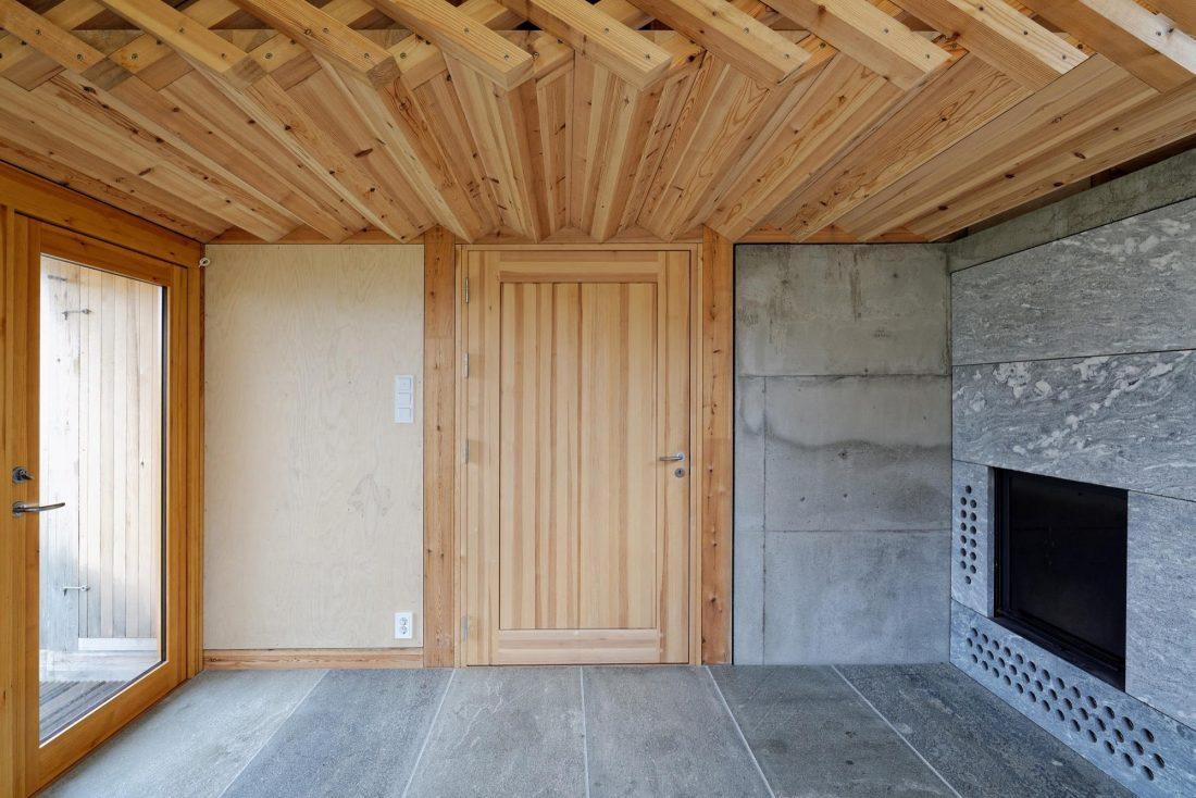 Летний домик в Норвегии по проекту студии Carl-Viggo Holmebakk 17