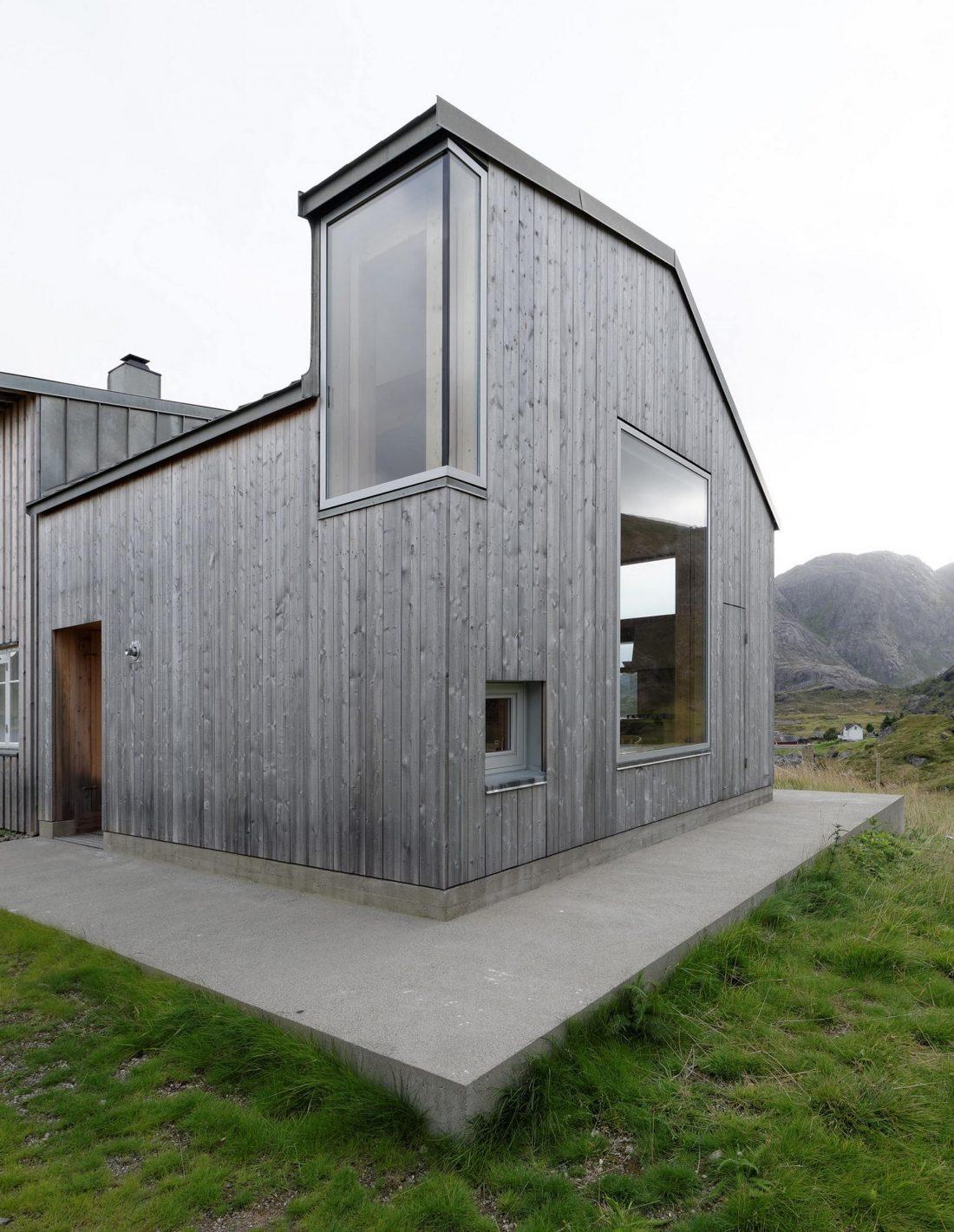 Летний домик в Норвегии по проекту студии Carl-Viggo Holmebakk 2