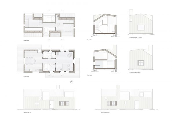 Летний домик в Норвегии по проекту студии Carl-Viggo Holmebakk 22