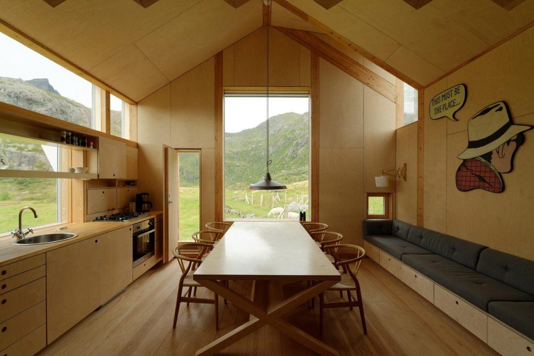 Летний домик в Норвегии по проекту студии Carl-Viggo Holmebakk 3