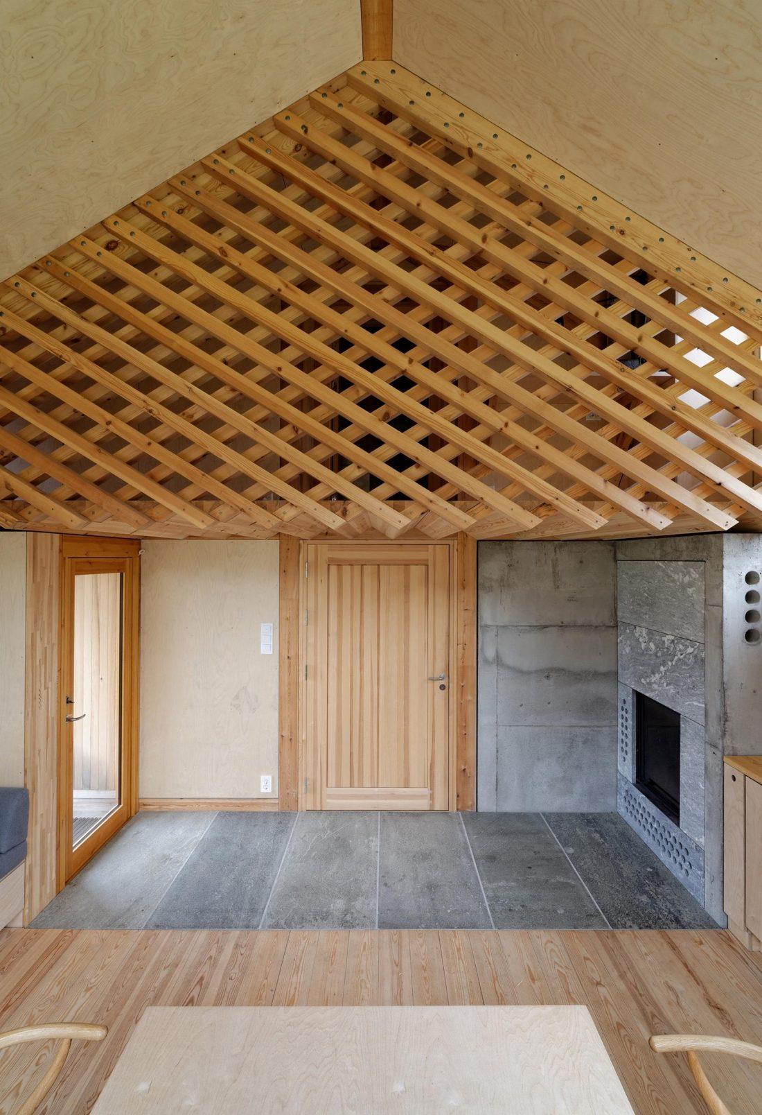 Летний домик в Норвегии по проекту студии Carl-Viggo Holmebakk 4