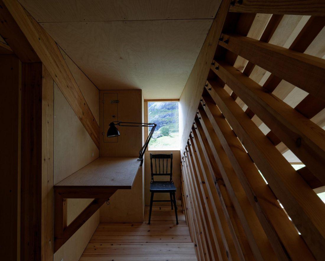 Летний домик в Норвегии по проекту студии Carl-Viggo Holmebakk 9
