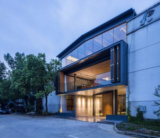 MISA Studio масштабный проект дома в Китае от студии Wanjing Design 1