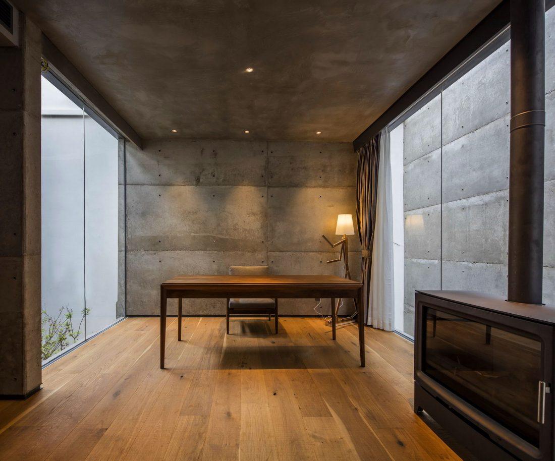 MISA Studio масштабный проект дома в Китае от студии Wanjing Design 11