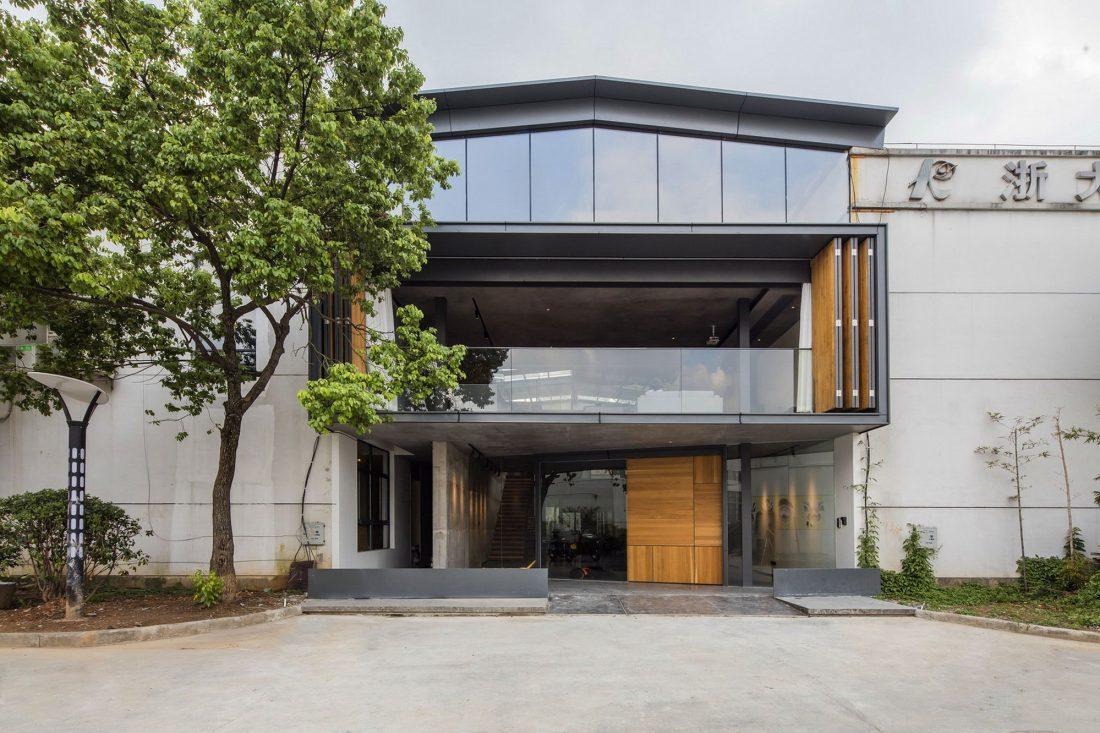MISA Studio масштабный проект дома в Китае от студии Wanjing Design 18
