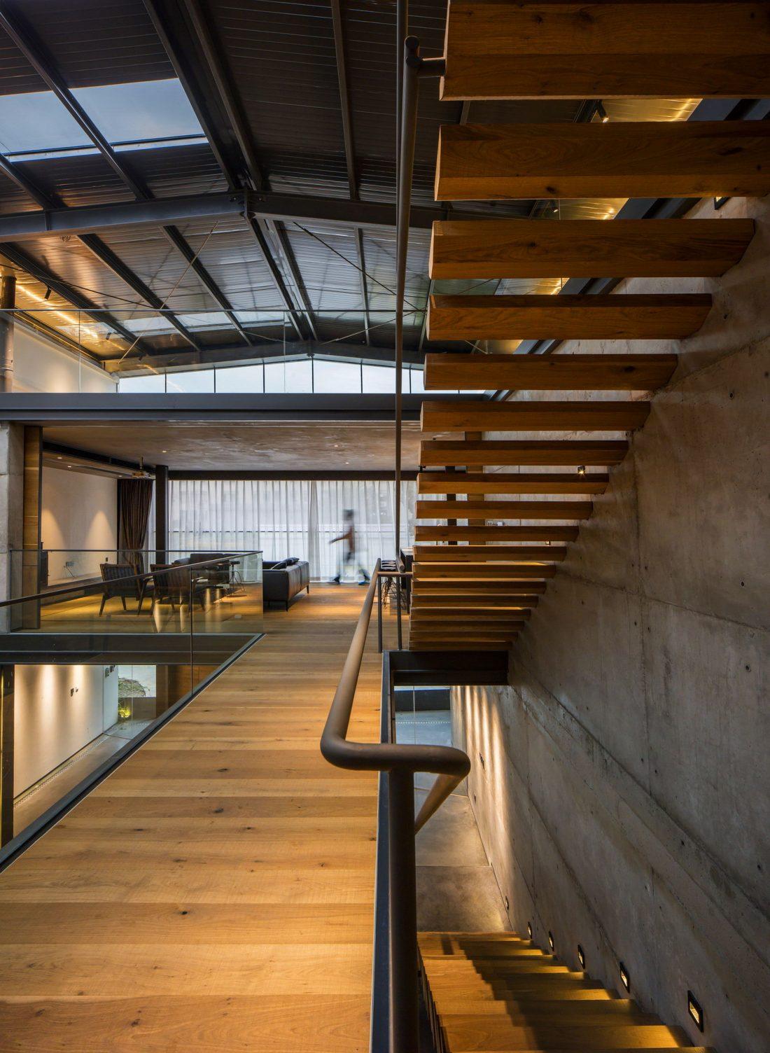 MISA Studio масштабный проект дома в Китае от студии Wanjing Design 2