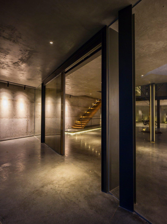 MISA Studio масштабный проект дома в Китае от студии Wanjing Design 20