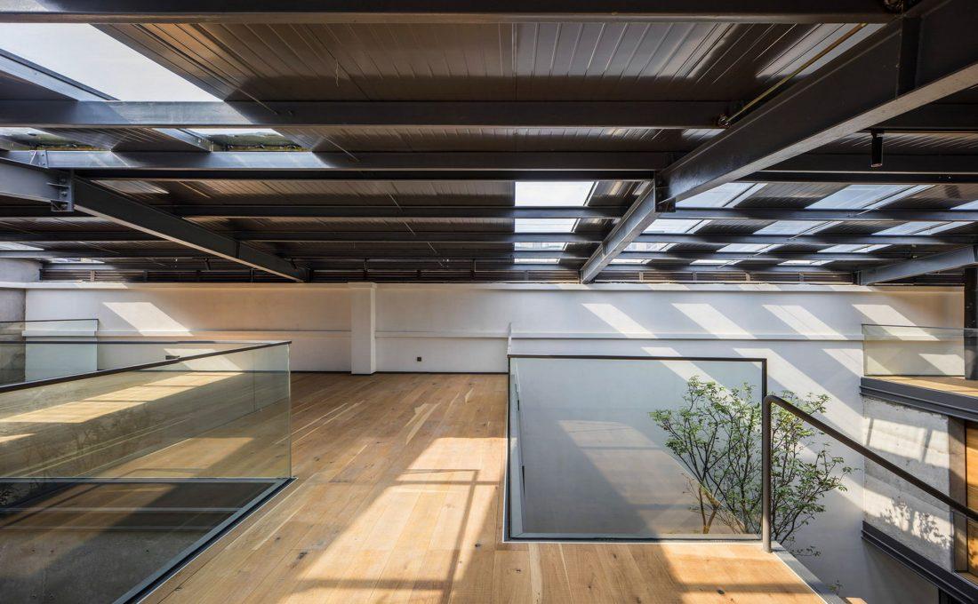 MISA Studio масштабный проект дома в Китае от студии Wanjing Design 28