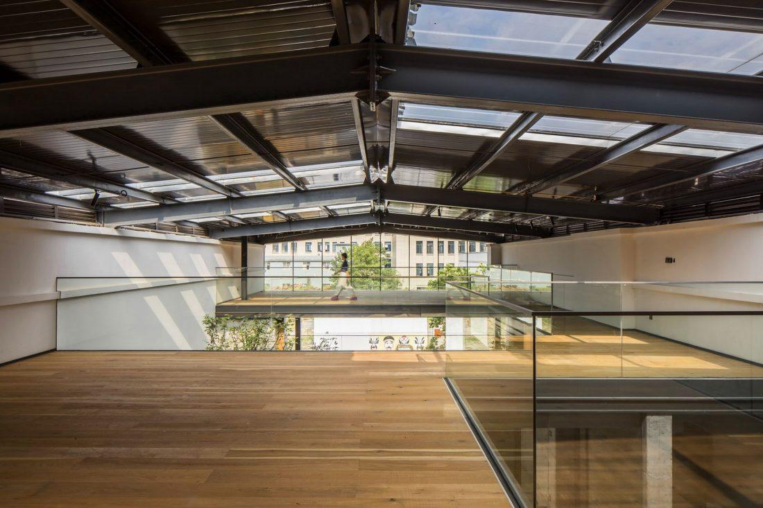 MISA Studio масштабный проект дома в Китае от студии Wanjing Design 29