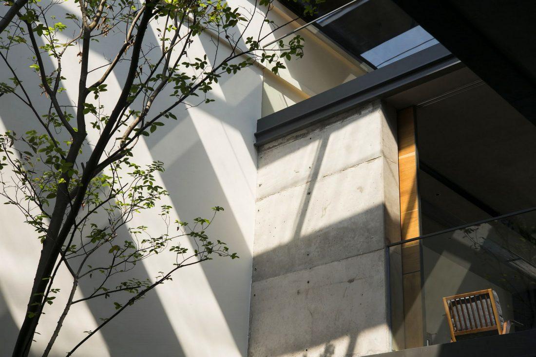 MISA Studio масштабный проект дома в Китае от студии Wanjing Design 32
