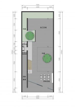 MISA Studio масштабный проект дома в Китае от студии Wanjing Design 35