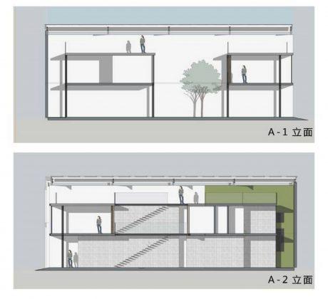 MISA Studio масштабный проект дома в Китае от студии Wanjing Design 37