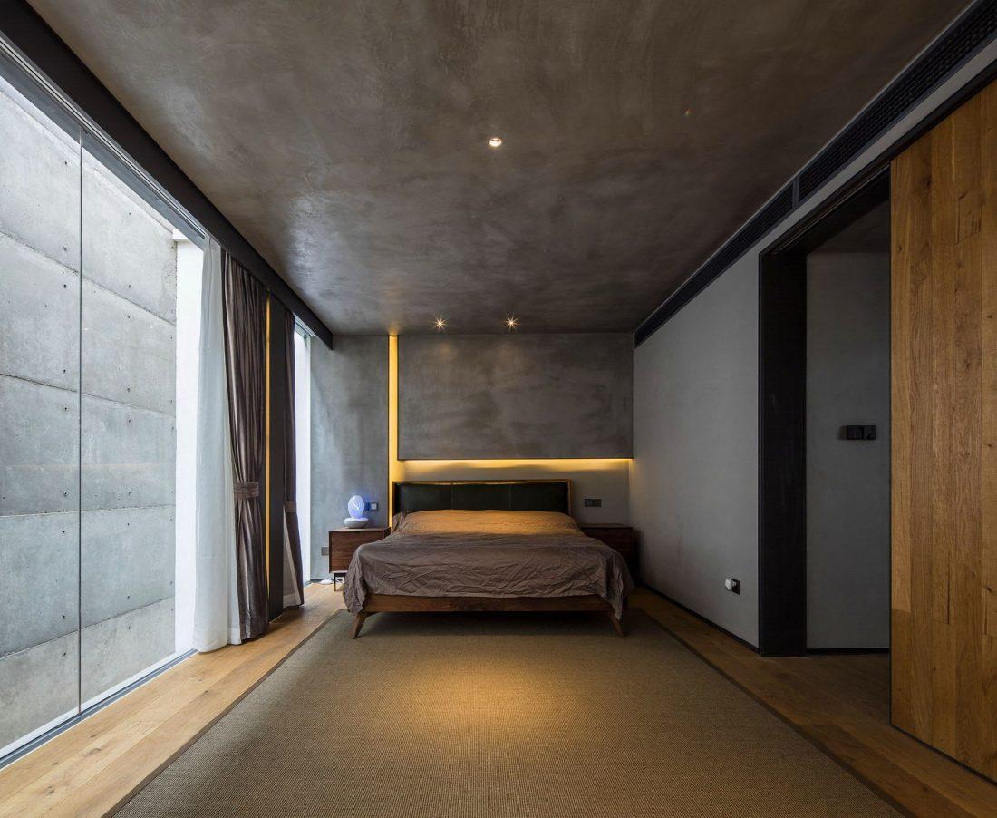 MISA Studio масштабный проект дома в Китае от студии Wanjing Design 5