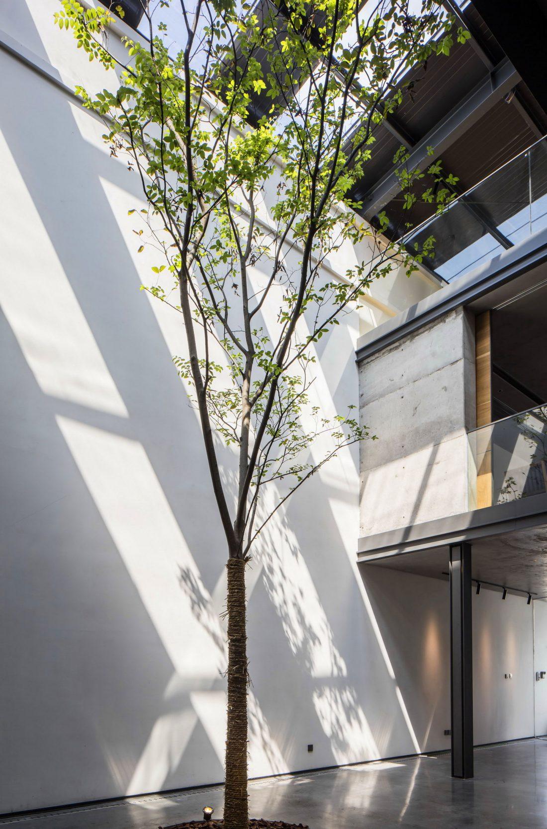 MISA Studio масштабный проект дома в Китае от студии Wanjing Design 8