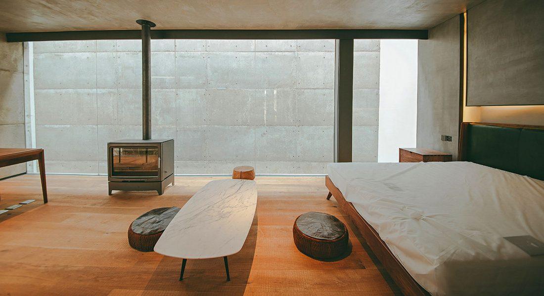 MISA Studio масштабный проект дома в Китае от студии Wanjing Design 9