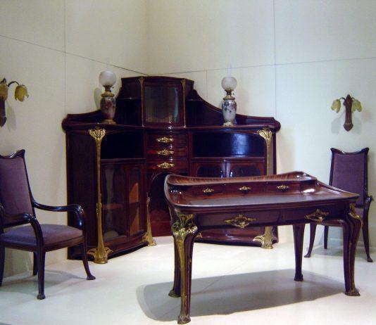 Мебель в стиле модерн 11
